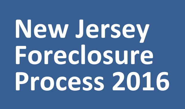 new jersey foreclosure process