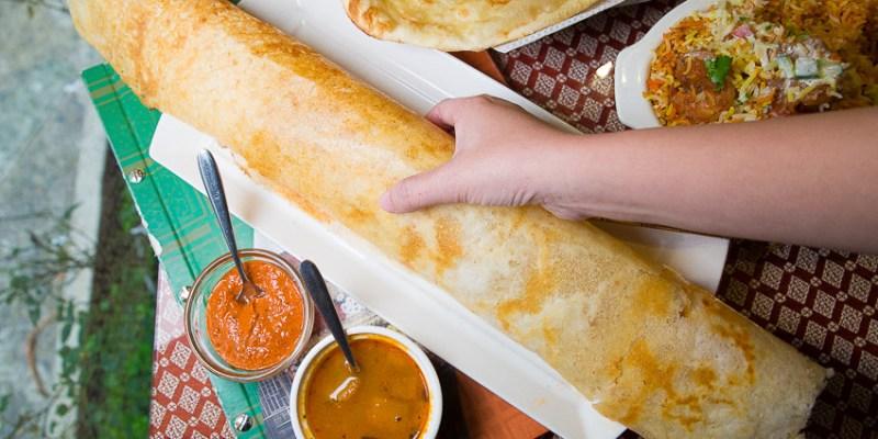【台中美食】來自印度老闆所開的印度餐廳,許多道地印度料理!Sree India Palace  斯里印度餐廳