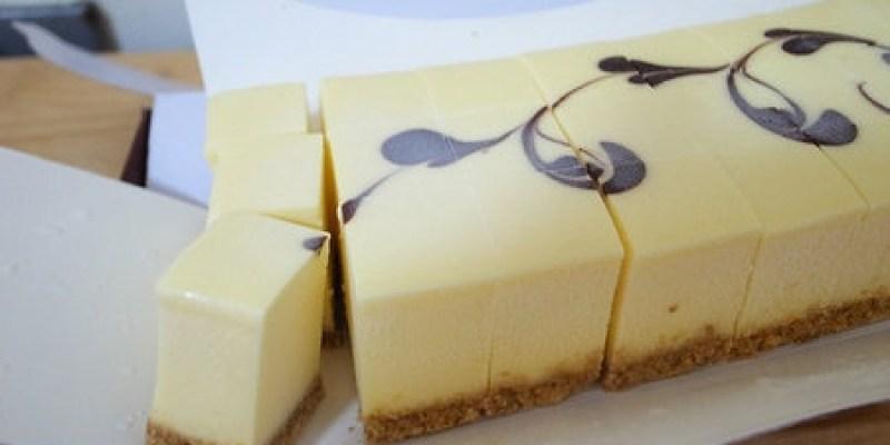 【台南團購甜點】心目中的NO.1甜點美食~馥貴春重乳酪蛋糕!