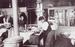 Kisaburo Shiosaki Laundry