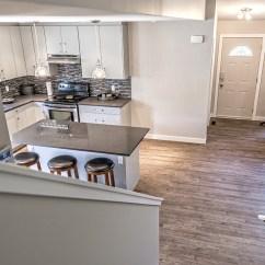 Flooring Kitchen Matches Main Floor Renovation 4 Corners