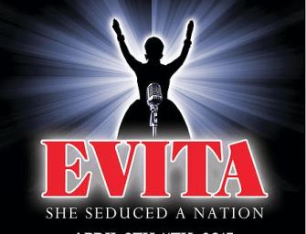 Evita at the Rose Theatre