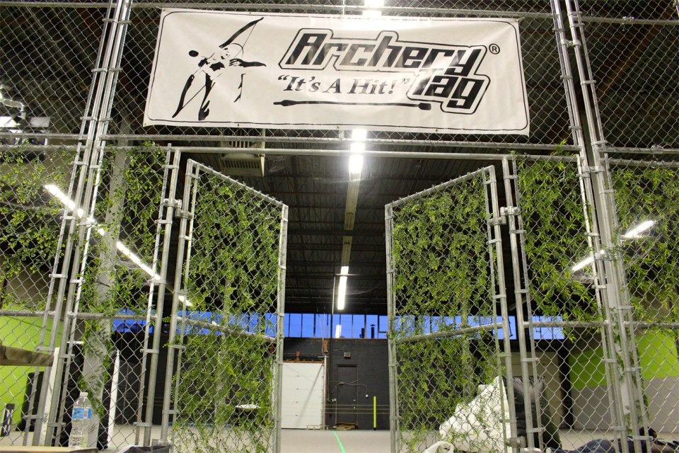 Battle Archery Arena