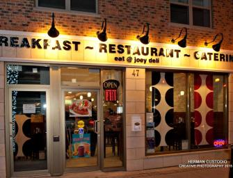 Joey's Deli – A Diner That Serves Breakfast All Day Reopens Up In Downtown Brampton