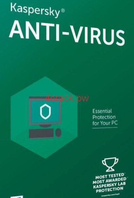 Kaspersky 2020 Free Antivirus Crack And Keygen Download