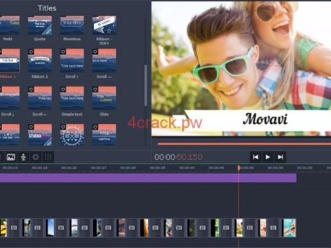 Movavi Video Editor 15.4.0 Crack with Serial+Avtivation Key [Working ]
