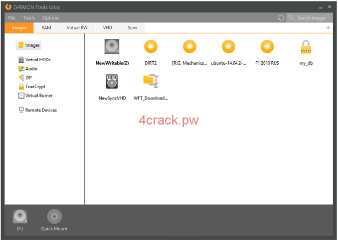DAEMON Tools Ultra 5.3.0.0717 Crack+ Serial Number +Patch