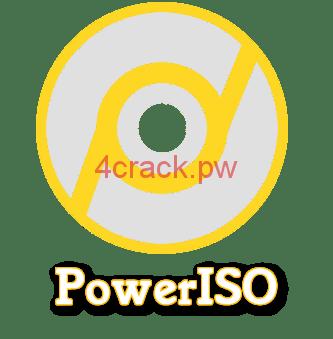 PowerISO 7 Crack