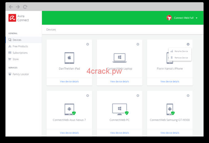 Avira Antivirus Crack Pro 2018 Free Download plus Serial Key