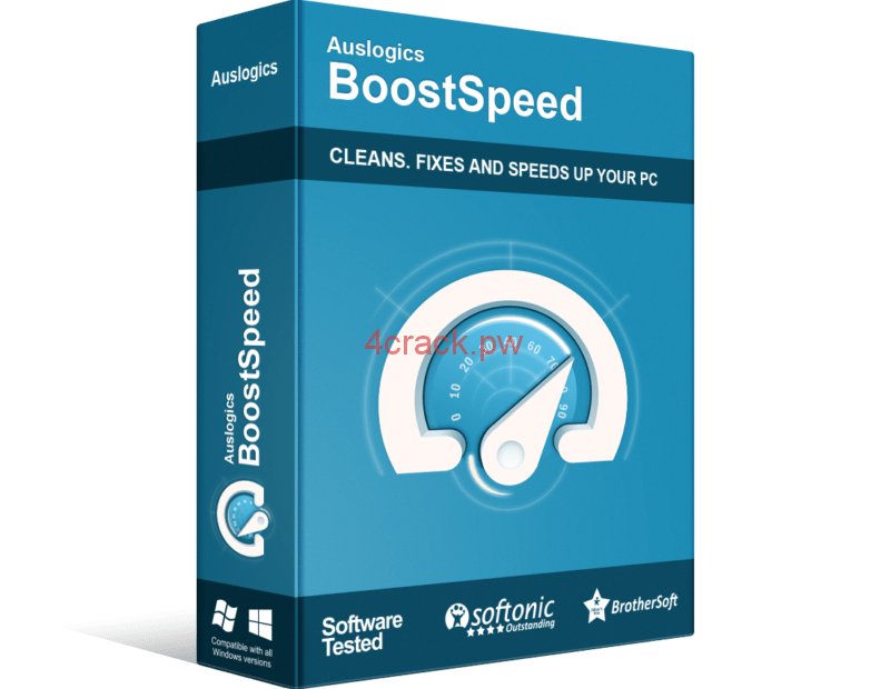 Auslogics BoostSpeed License Key With Crack Full Download