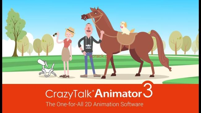 CrazyTalk Animator 3 2020 Crack With Latest Serial Keys Download