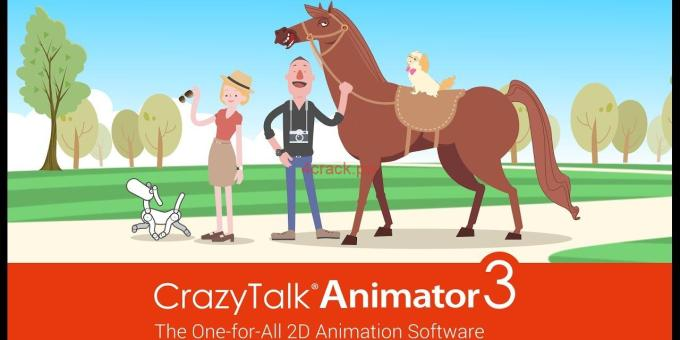 CrazyTalk Animator 3.31.3514.2 Full Crack With Latest Serial Keys Full Download [Updated]