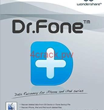 Dr Fone 9.9.5 Crack For Smart Devices+ OS (Windows ) Wondershare