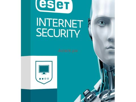ESET Internet Security License Key 2019 +Crack  [Latest Update]
