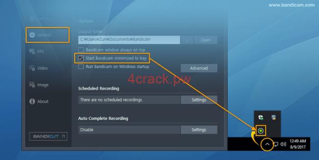 Bandicam 4.4.2 Build 1550 Primer With Keygen – Latest Version