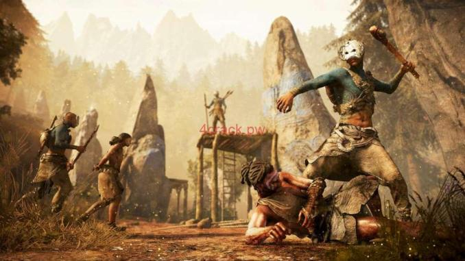 Far Cry Primal 2020 Review With Crack PC Game Download