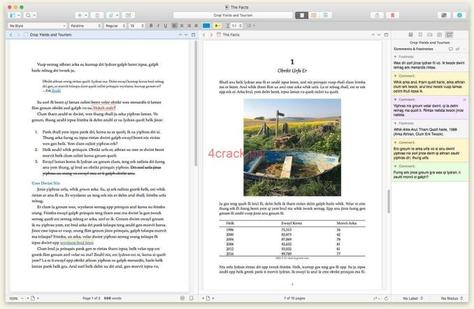 Scrivener 1.9.9.0 Crack With Serial Key Best Software 2019