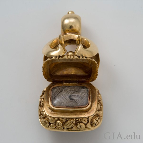 Antique Jewelry Mourning Jewelry of the Victorian Era