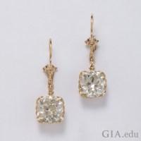 Old Mine Cut Diamond: Timeless Romance