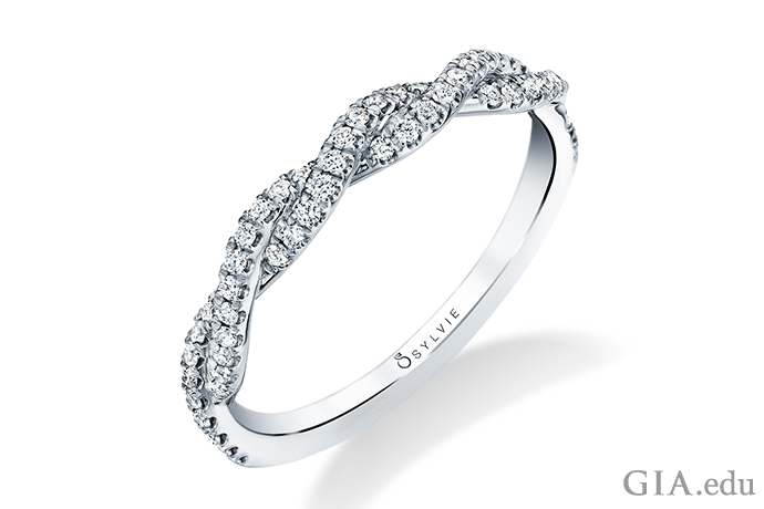 Pairing Wedding Bands And Engagement Rings Five Inspirations To Complete The Look