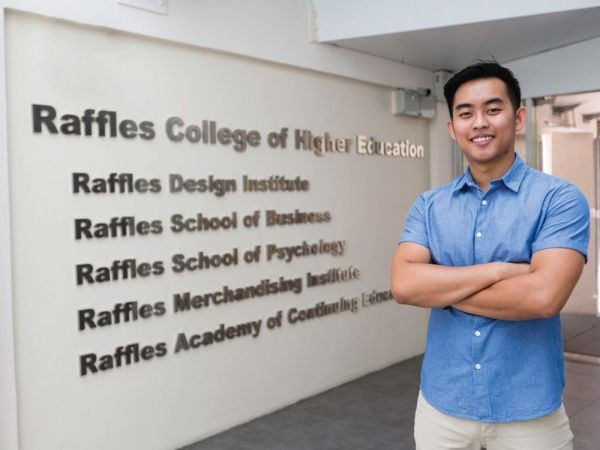 Talking higher education in Singapore