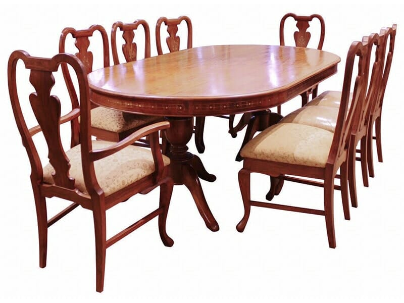 Create a harmonious look with a dining set. Dining tables: Is your dining room in need of a revamp?