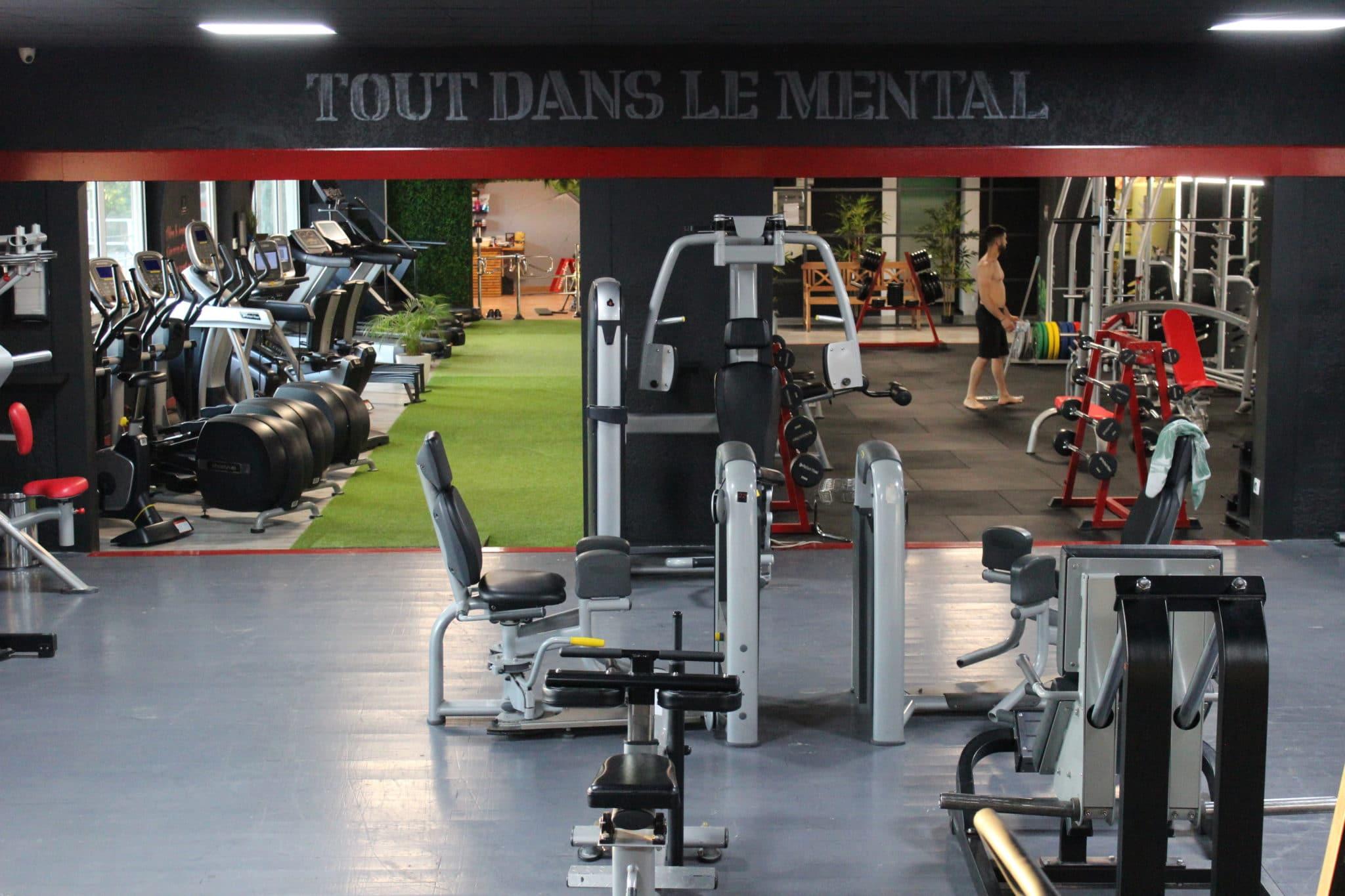 notre concept 4d gym club