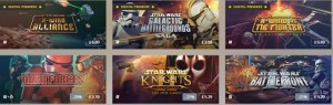 Star Wars GOG