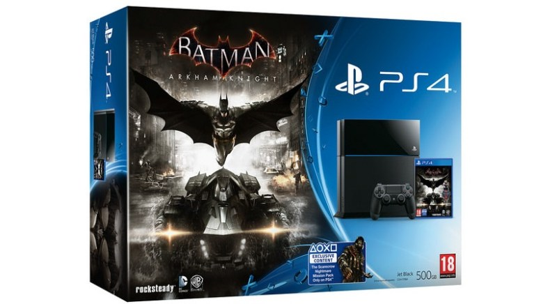Batman PS4 3
