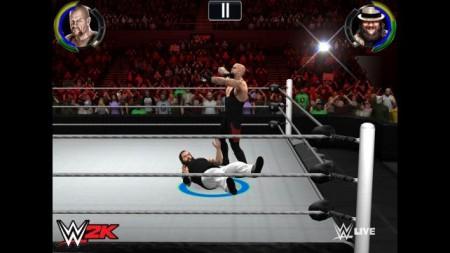 WWE2K15 2 ios
