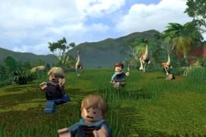 LEGO-Jurassic-World Flocking