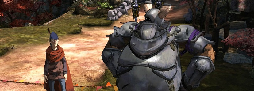 King's Quest: A Knight to Remember now available on Xbox, PlayStation and PC