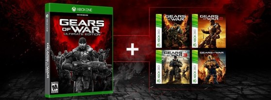 Gears of War Ultimate free 360 games