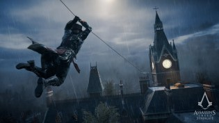 Assassins Creed Syndicate Grappling