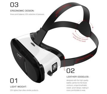 Umi 3 VR Headset specs