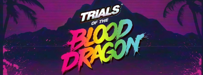 Trials of the Blood Dragon: A bizarre match up