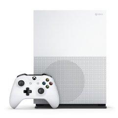 Xbox One S upright
