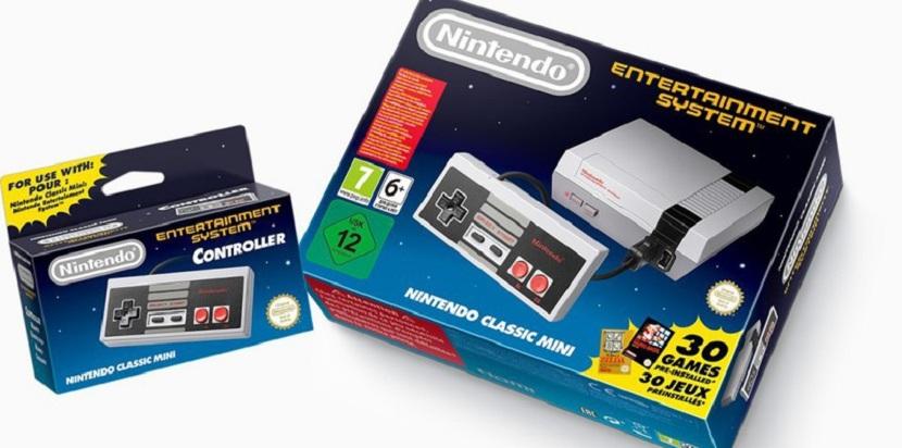 Nintendo announce Mini NES console