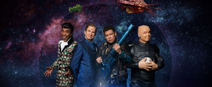 LEGO Dimensions teases Red Dwarf easter egg