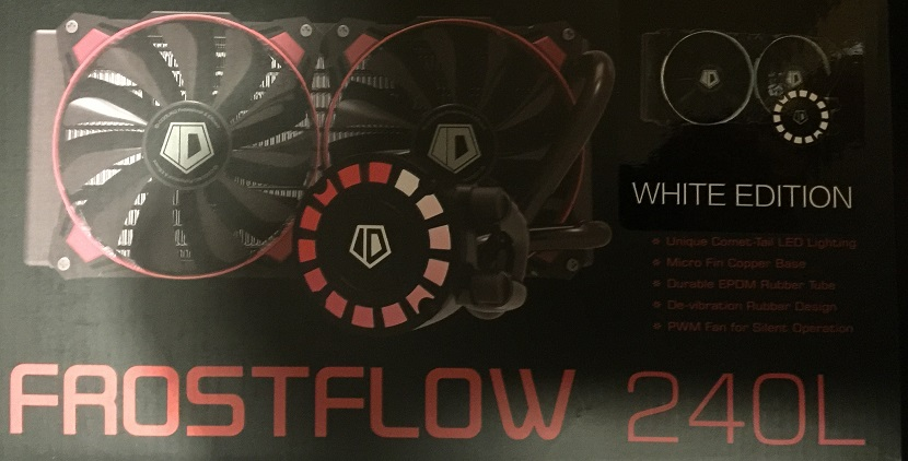 Review: ID-Cooling FrostFlow 240 Liquid Cooler