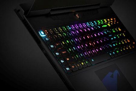 Aorus x7 keyboard lit