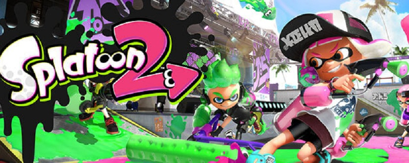 Splatoon 2 arrives on Switch in July