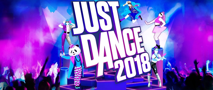 Just Dance 2018 offers 6 player and 2 handed mode on Switch
