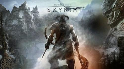 The Elder Scrolls: Skyrim Switch Edition