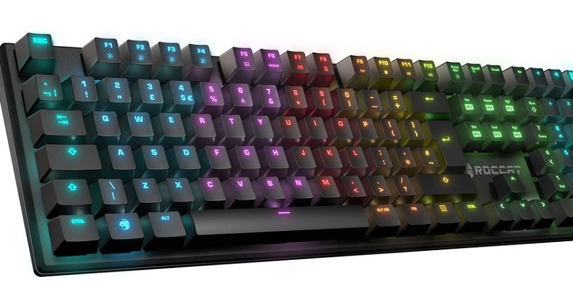 Review: Roccat Suora FX Mechanical Gaming Keyboard