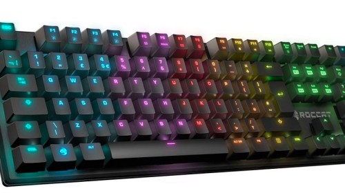 Roccat Suora FX Mechanical Gaming Keyboard