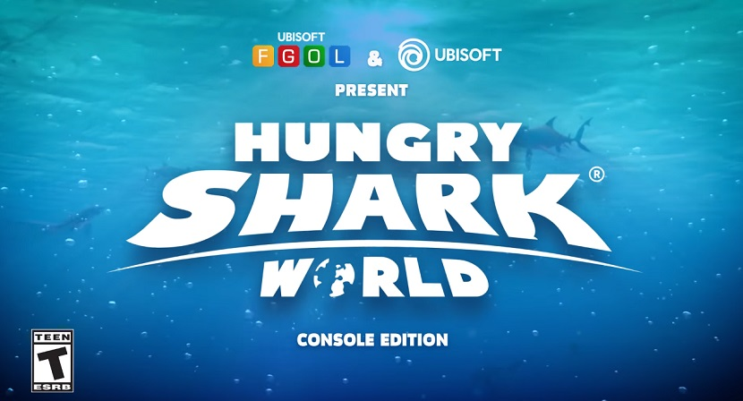 Hungry Shark World out today on console