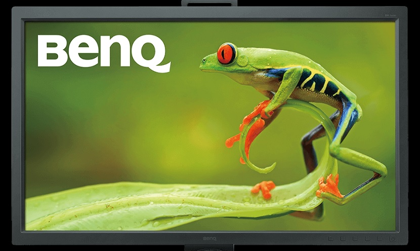 REVIEW: BenQ SW320 UHD Wide Gamut Monitor