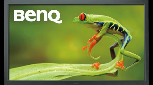BenQ SW320 UHD Wide Gamut Monitor