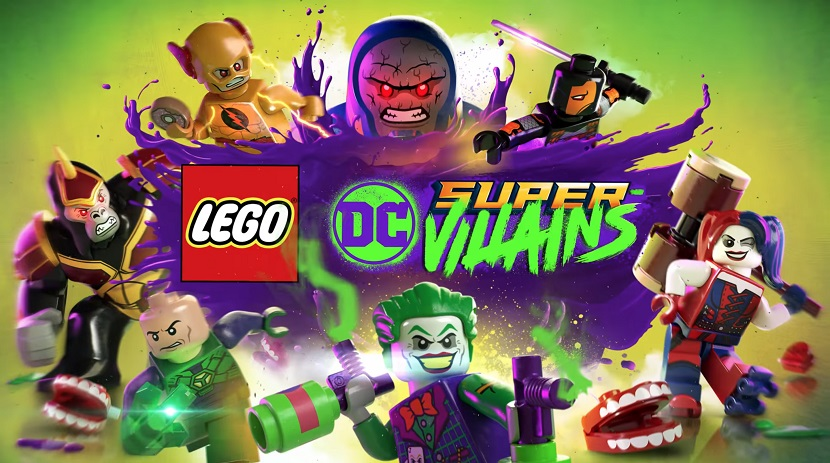Watch the Story Trailer for LEGO DC Super-Villains